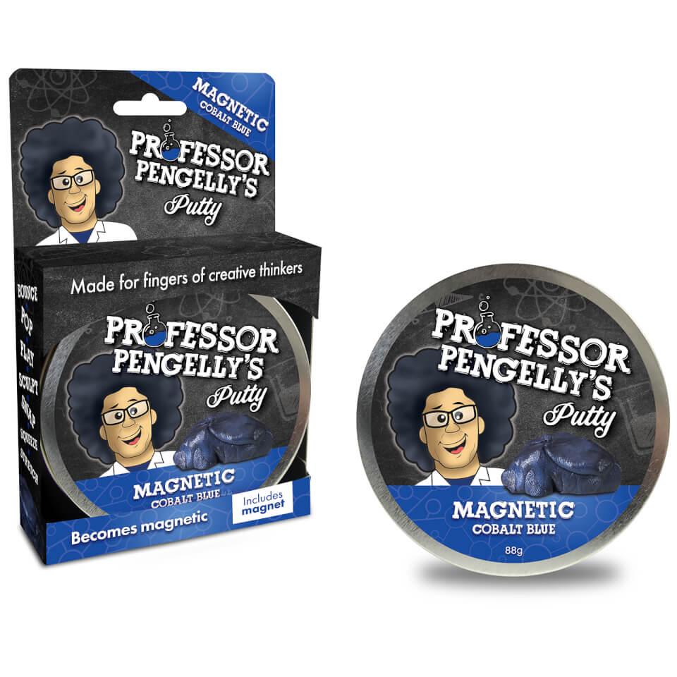 Professor Pengelly's Putty Magnetic Cobalt Blue