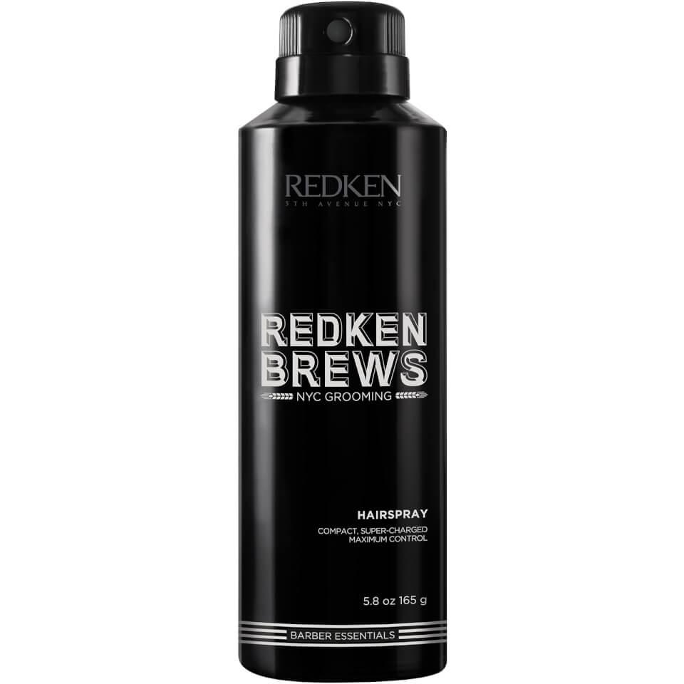 Redken Brews Hairspray Haarspray