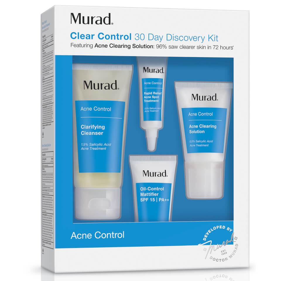 Murad Acne Control 30-Day Kit (Worth $54) 11655437