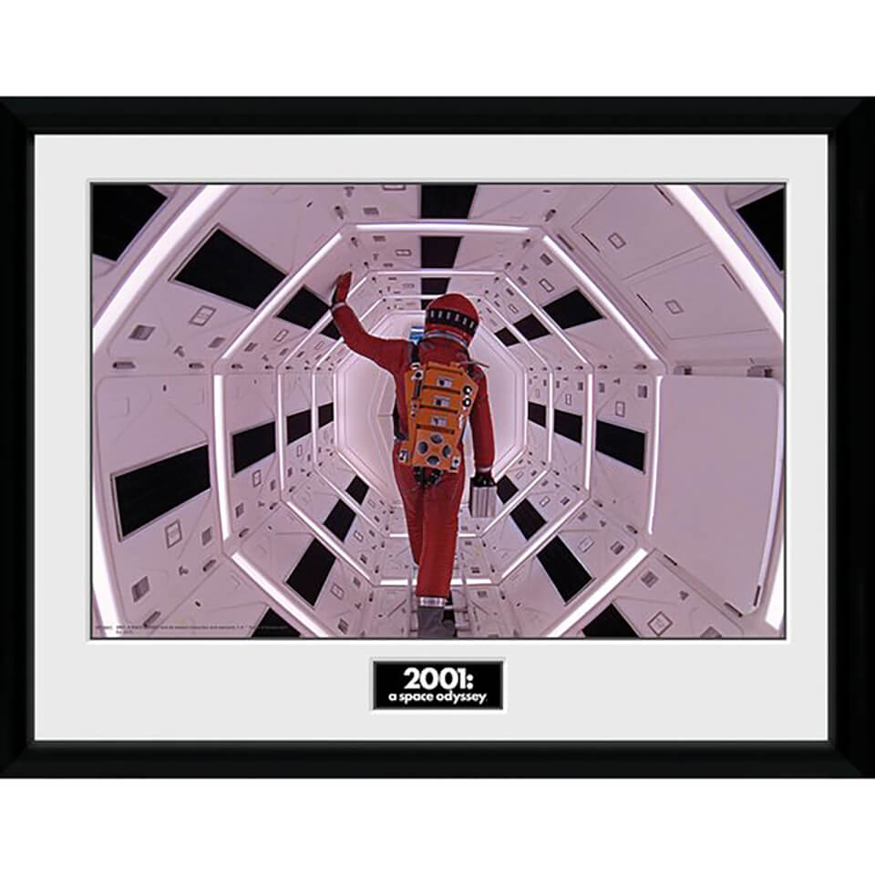 2001: A Space Odyssey Astronaut Framed Photograph 12 x 16 Inch
