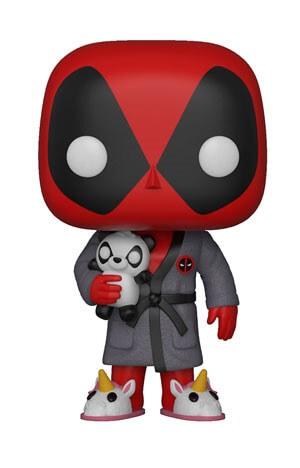 Marvel Deadpool Playtime in Robe Pop! Vinyl Figur