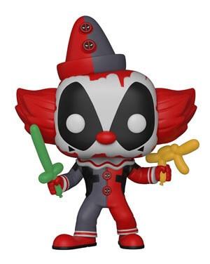Marvel Deadpool Playtime Clown Pop! Vinyl Figur