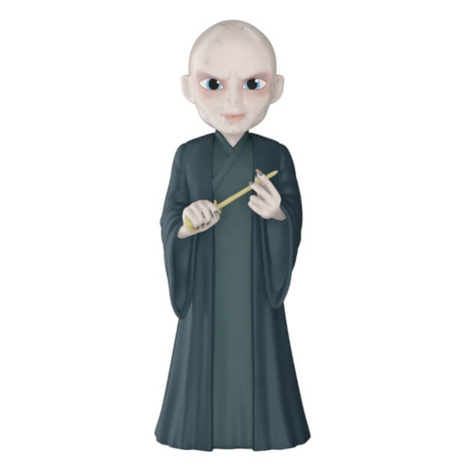 Harry Potter Lord Voldemort Rock Candy Vinyl Figure Pop
