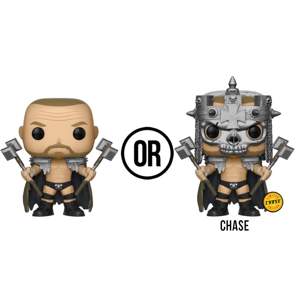 WWE Triple H Skull King Pop! Vinyl Figure