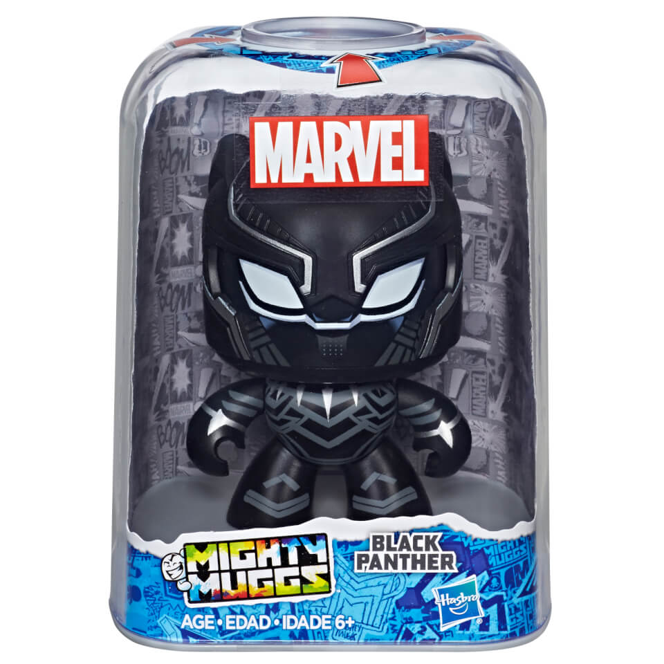Black Panther - Mighty Muggs