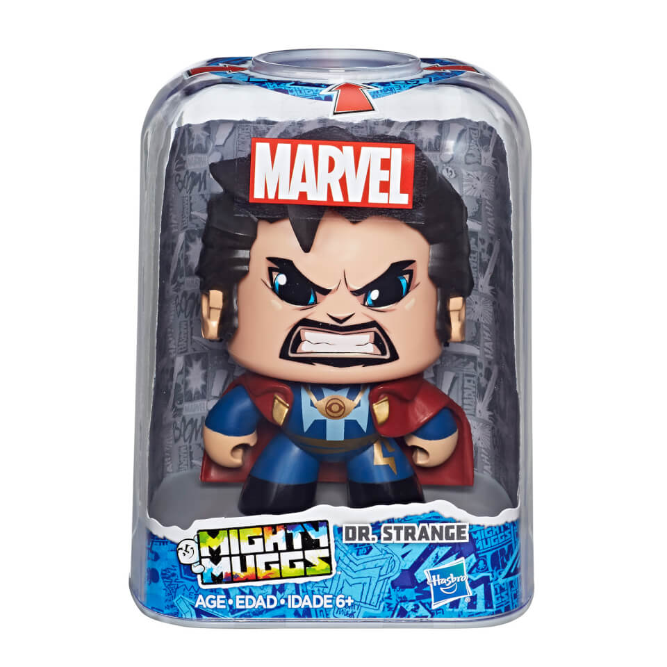 Figura Mighty Muggs Doctor Strange - Marvel