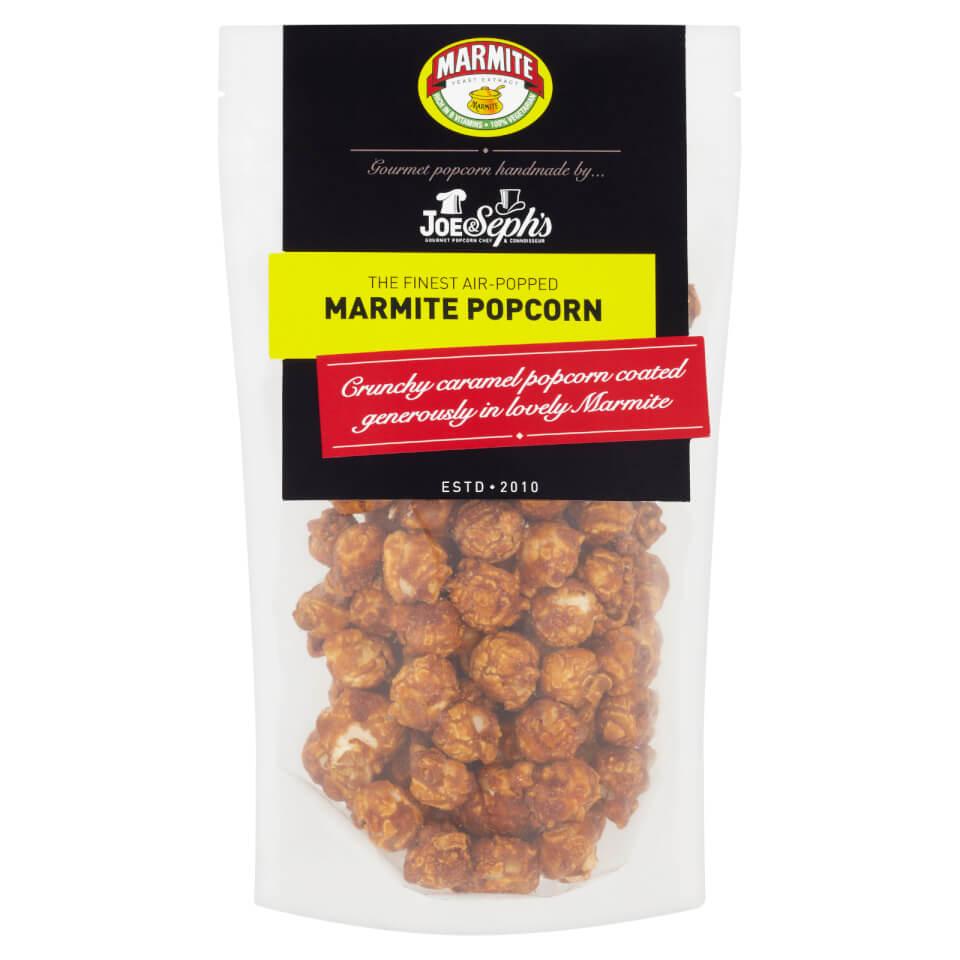 Palomitas sabor marmite (120 g) - Joe & Seph's
