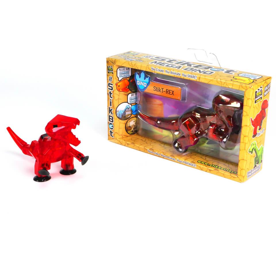 Stikbot Mega Dino T Rex