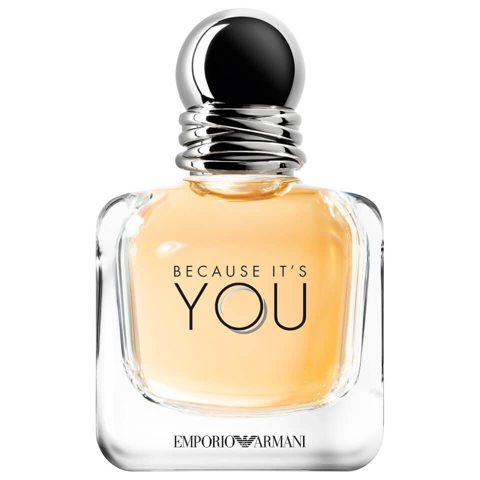 Armani Because it's You Eau de Parfum Spray 50 ml