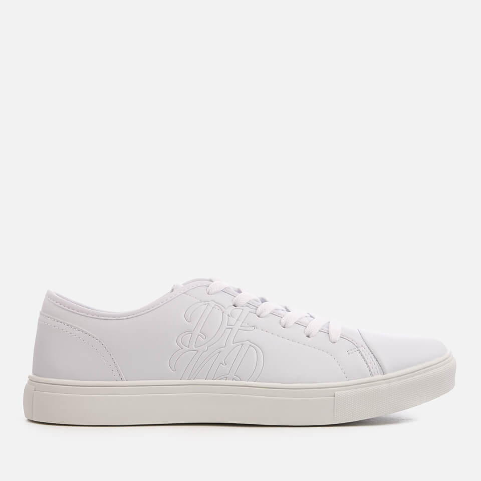 DFND Men's Dalston Trainers - White - UK 10 - Blanco