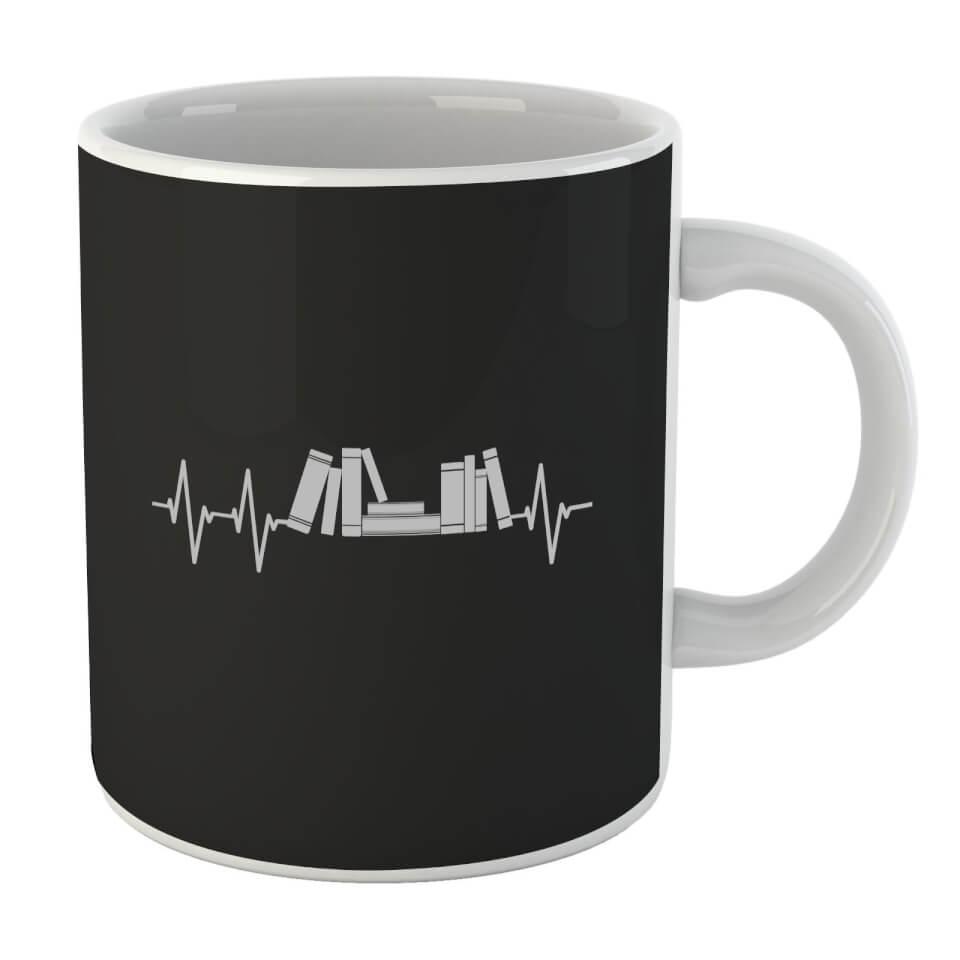 Heartbeat Books Mug