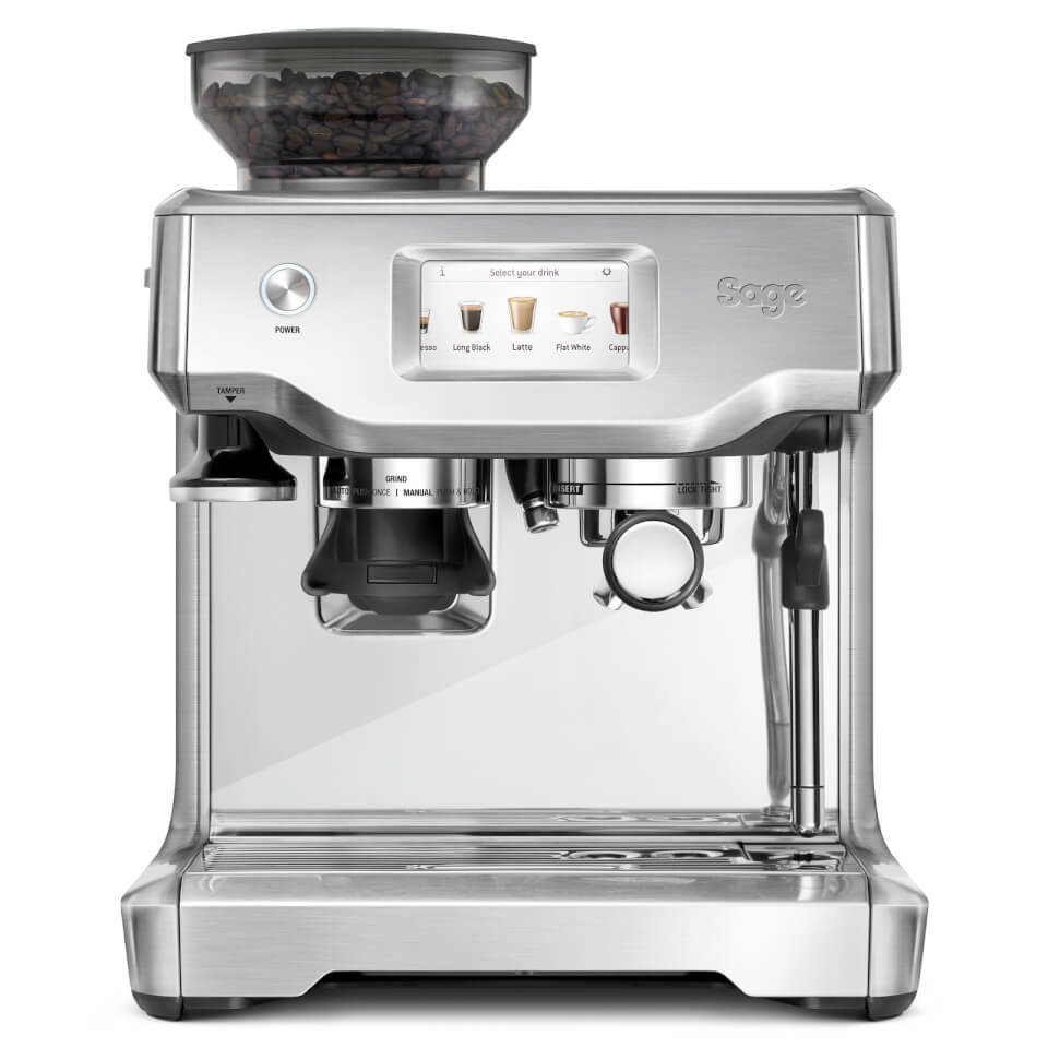 Sage SES880BSS Barista Touch - Stainless Steel