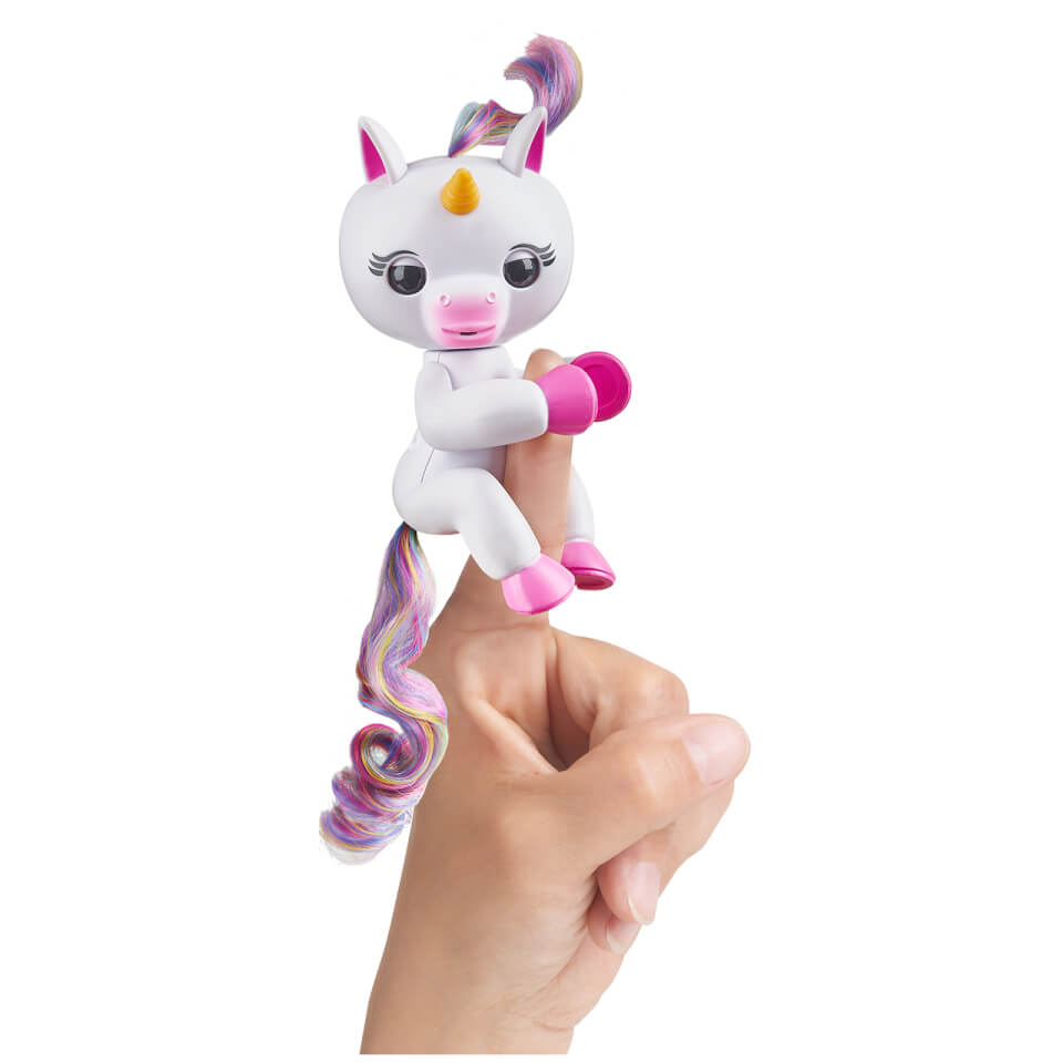 Fingerlings Baby Einhorn Gigi (Weiß)