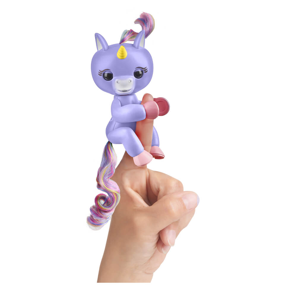 Fingerlings Baby Unicorn - Alika (Purple)