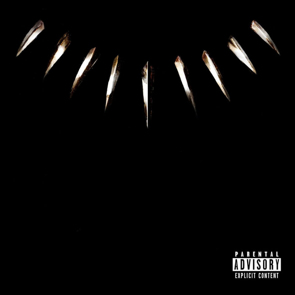 Black Panther: The Album BSO (CD)