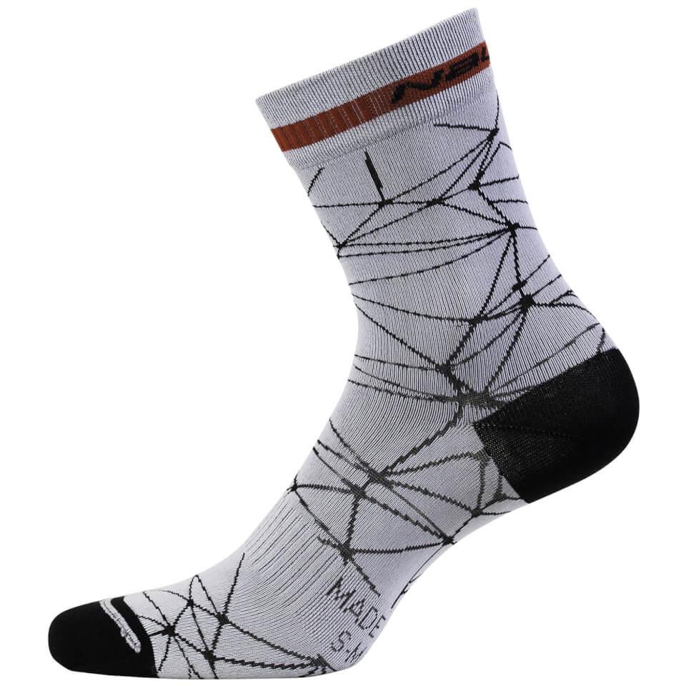 Nalini Tuono Socks - White | Socks