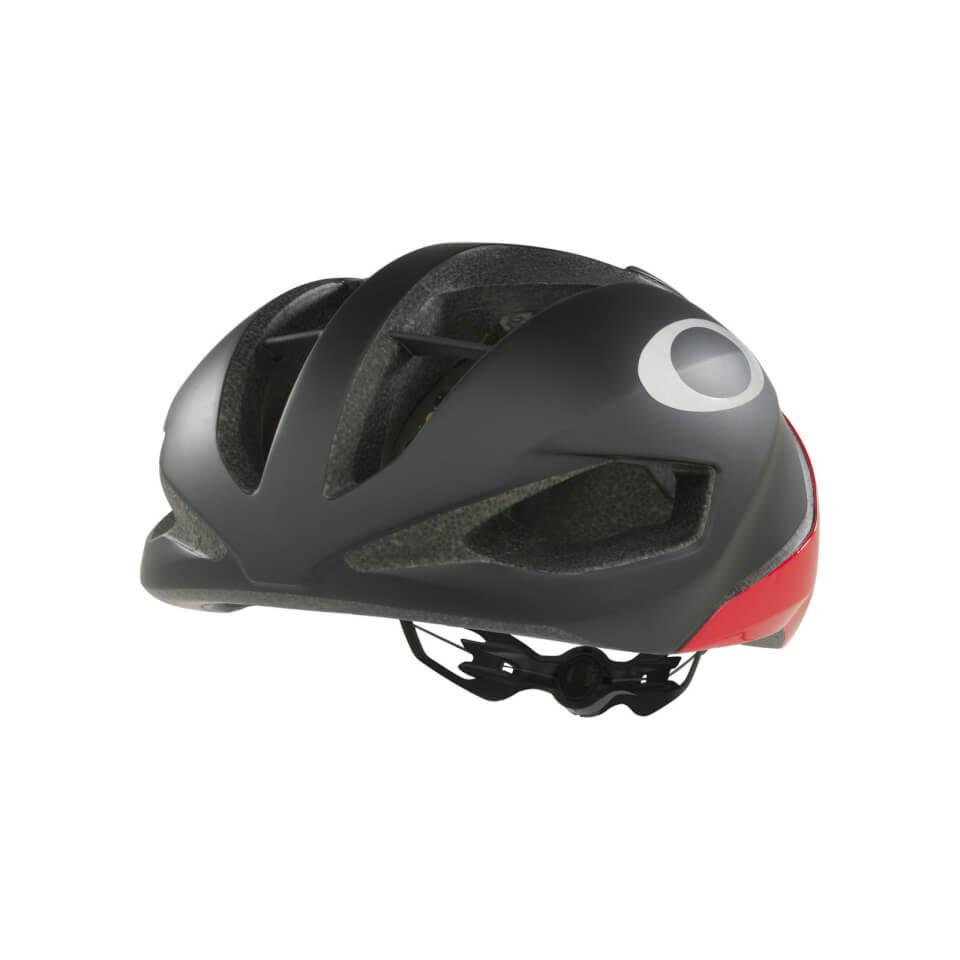 Oakley ARO5 Helm - Rode lijn - S - Zwart / Rood