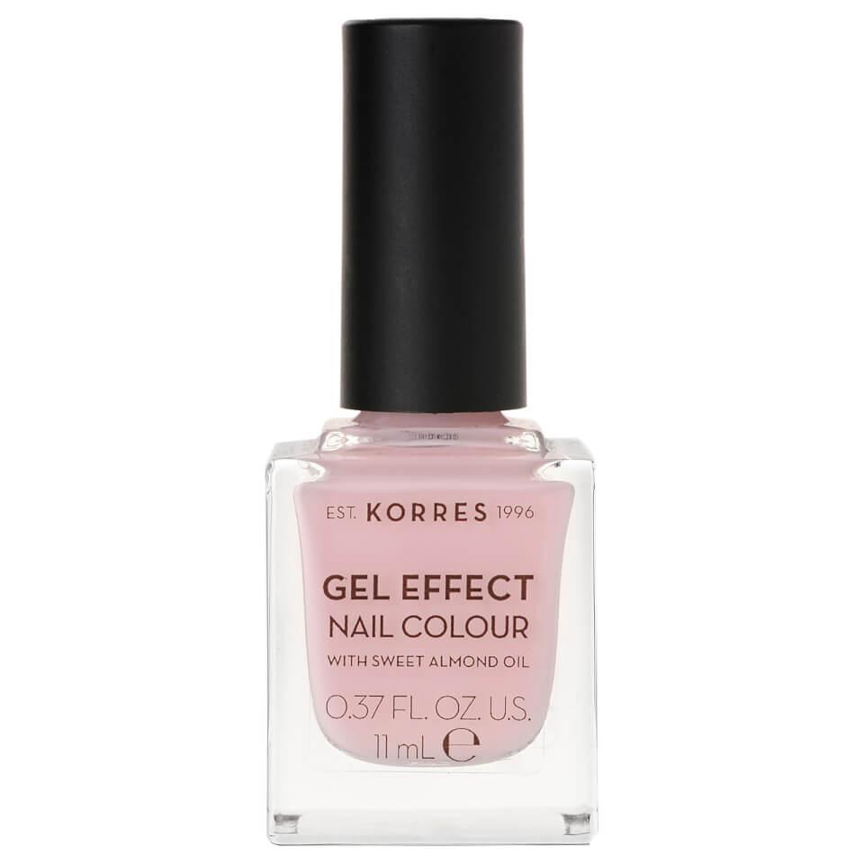 Korres Gel Effect Nagellack Nr. 05 - Candy Pink