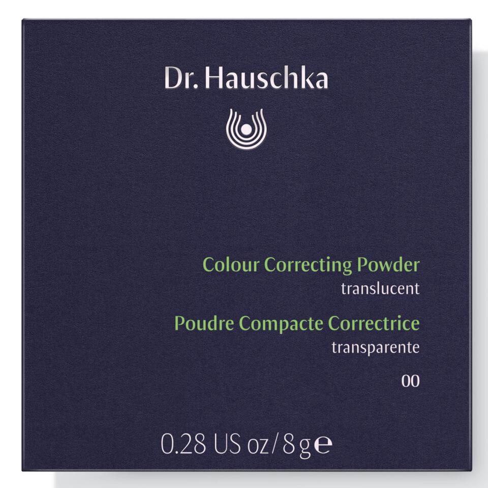 Dr Hauschka Colour Correcting Powder Translucent 8 gram