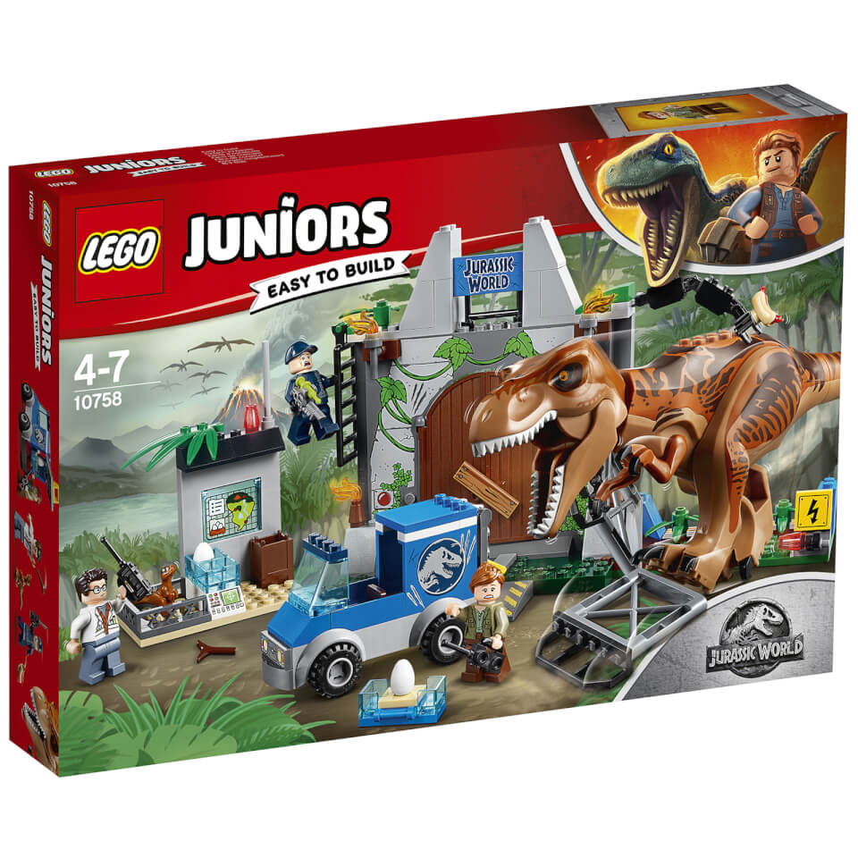 LEGO Ausbruch des T. rex (10758)