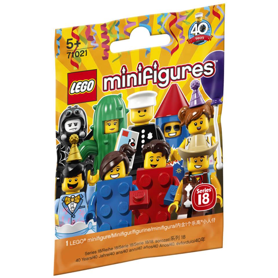 LEGO Minifiguras: 18ª edición: Fiesta (71021)