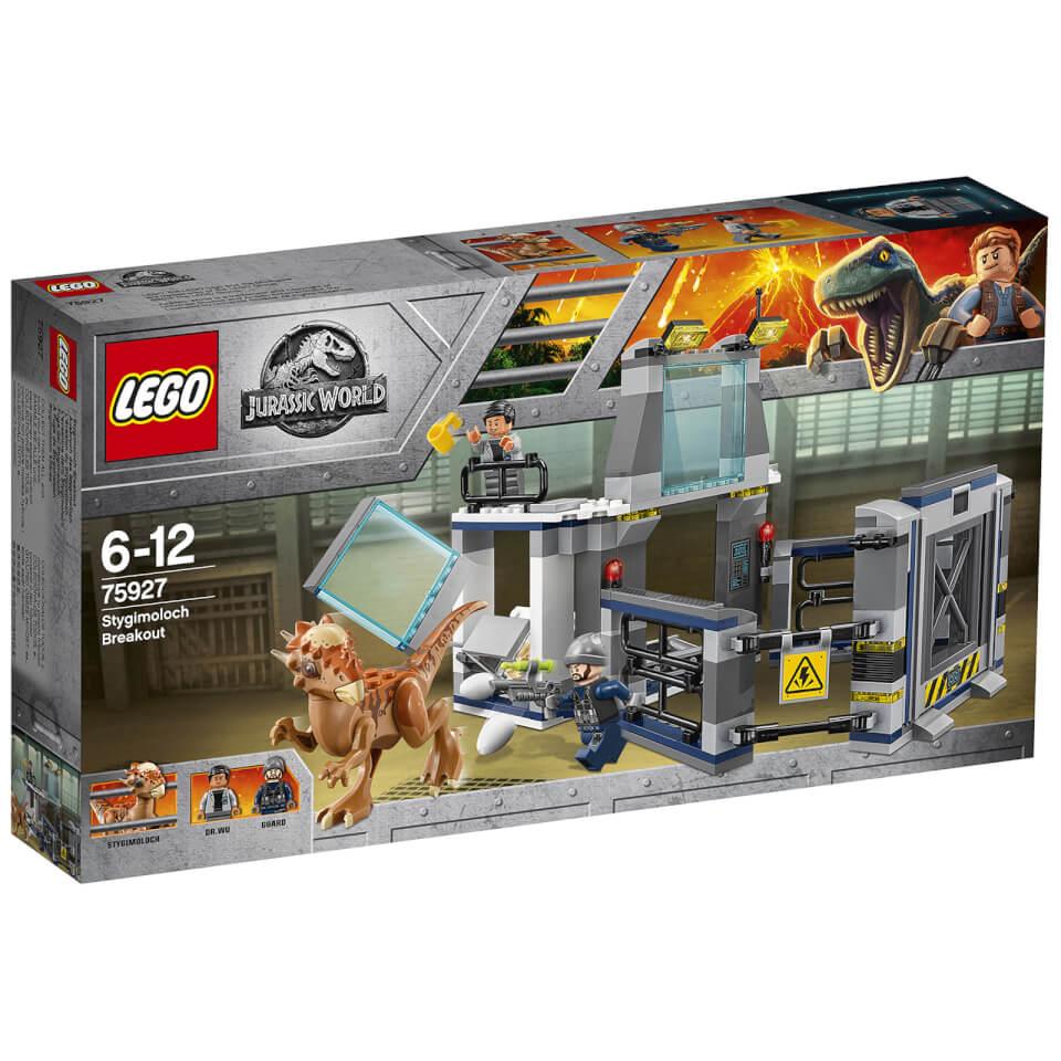 LEGO® Ausbruch des Stygimoloch (75927)