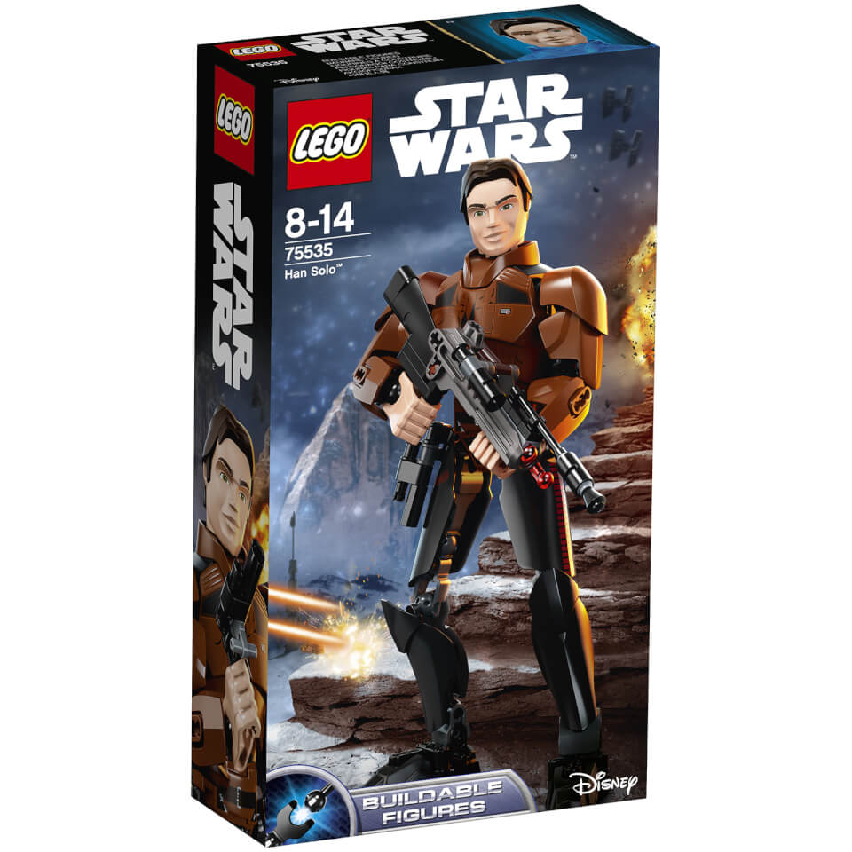 LEGO Star Wars Constraction Han Solo (75535)