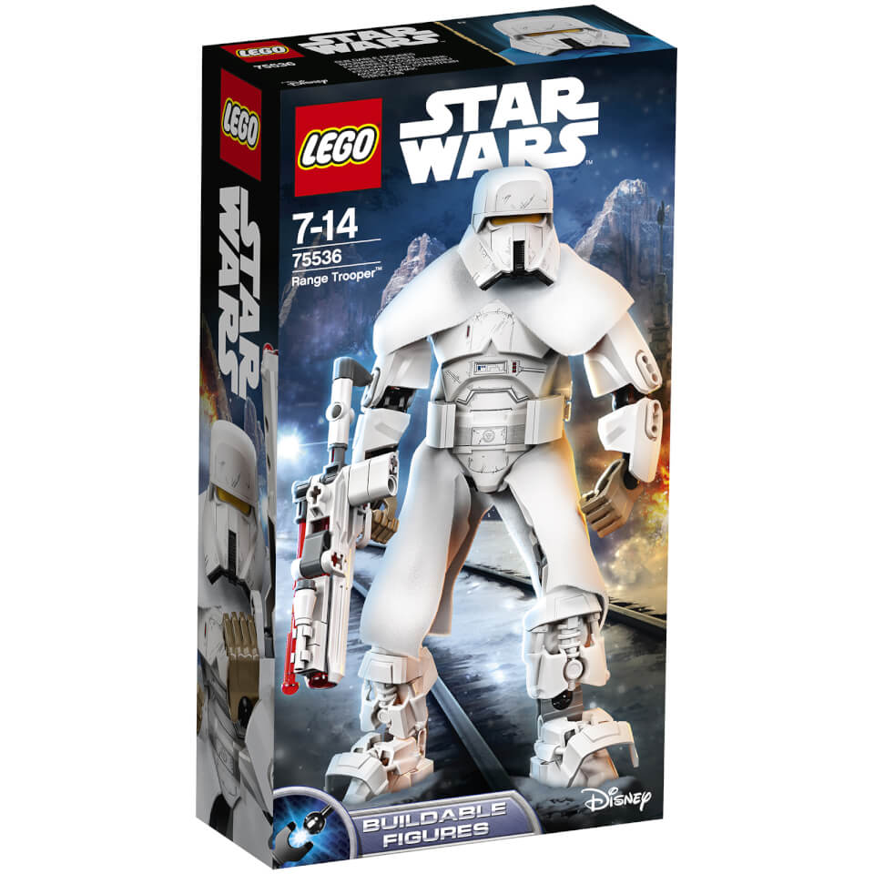 LEGO Star Wars Constraction Solo Trooper (75536)