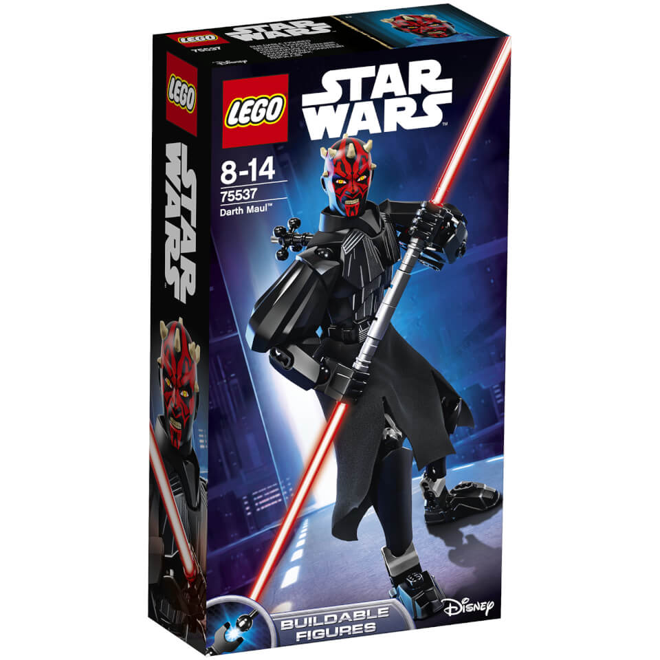LEGO Star Wars Constraction Darth Maul (75537)
