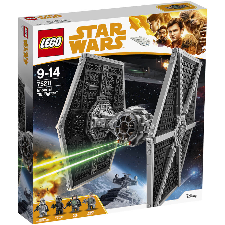 LEGO Star Wars Imperial TIE Fighter (75211)