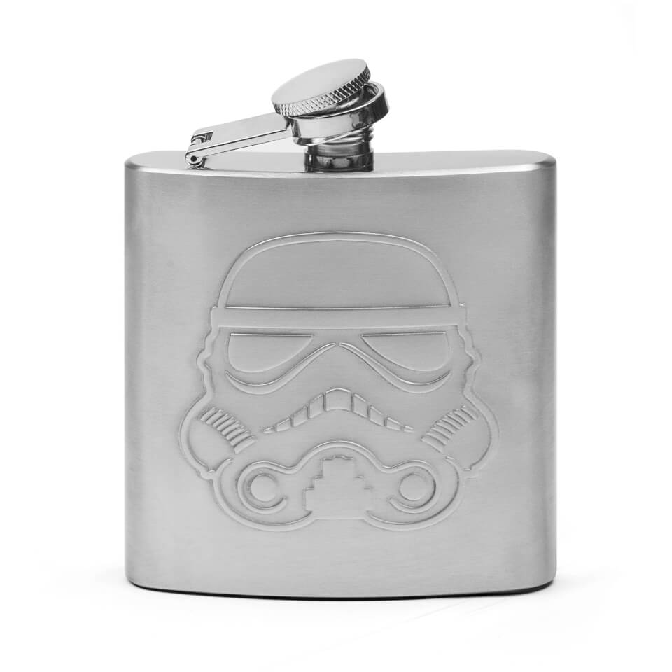 Star Wars Original Stormtrooper Hip Flask Stainless Steel