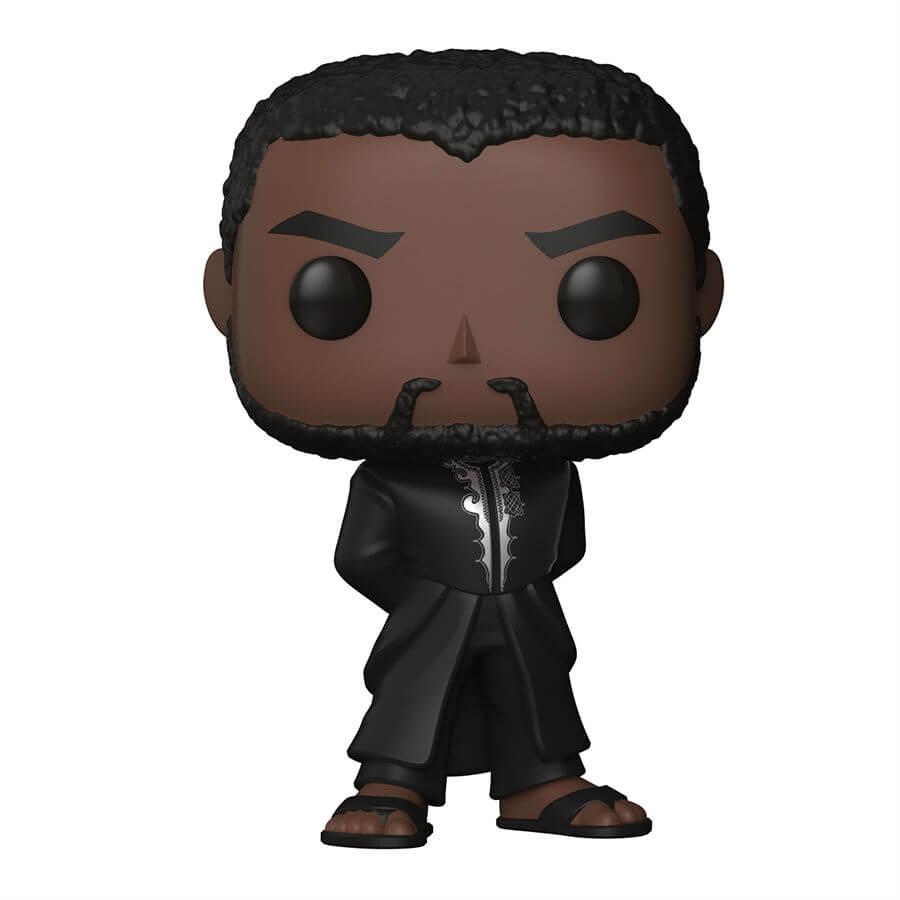POP! Marvel Black Panther Black Panther Umhang