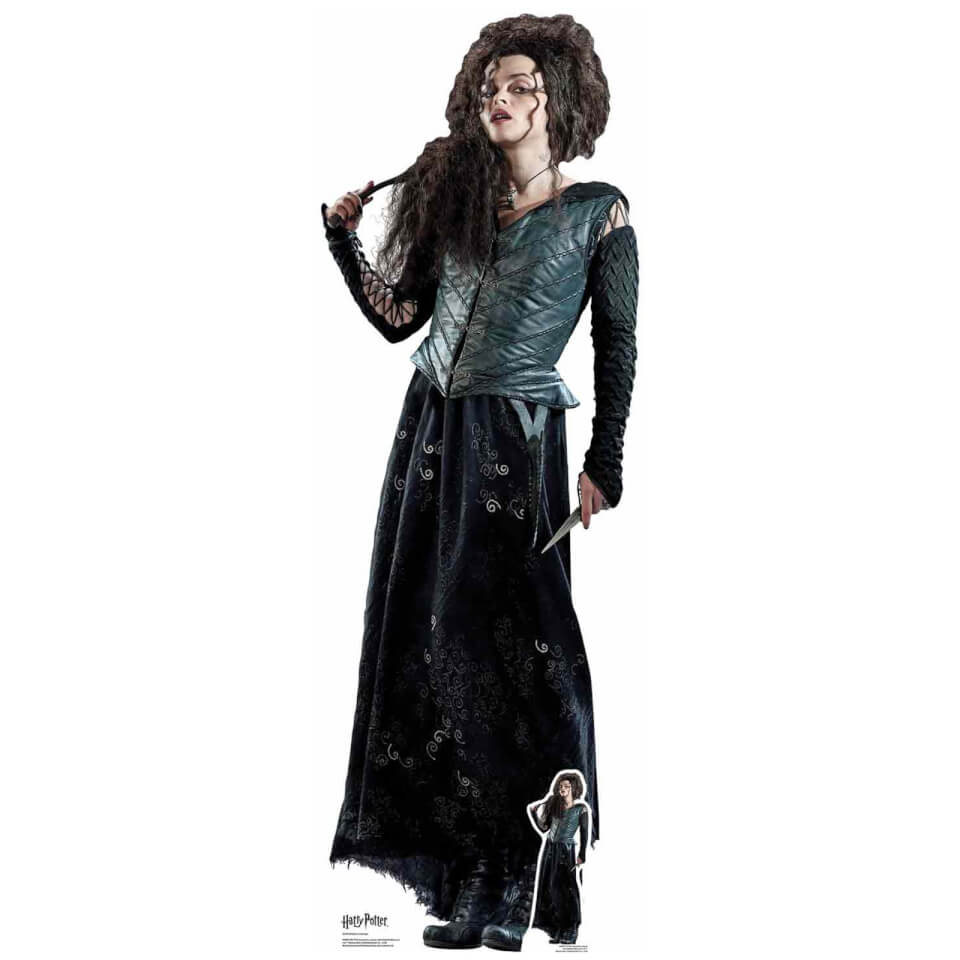 Bellatrix Lestrange Life Sized Cut Out