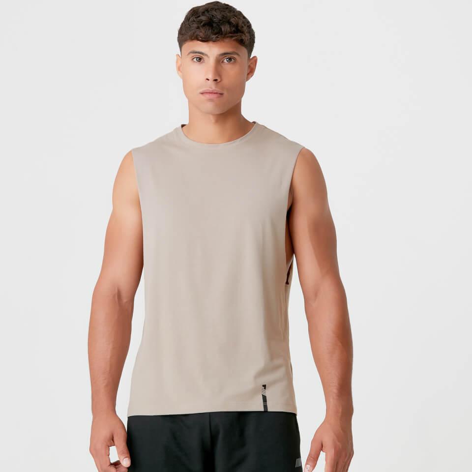 Camiseta de Tirantes Luxe - S - Taupe