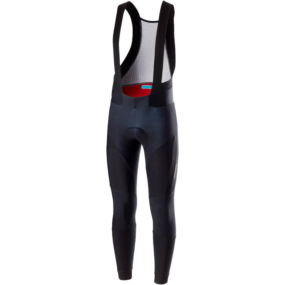 Team Sky Sorpasso 2 Bib Tights - Black | Trousers