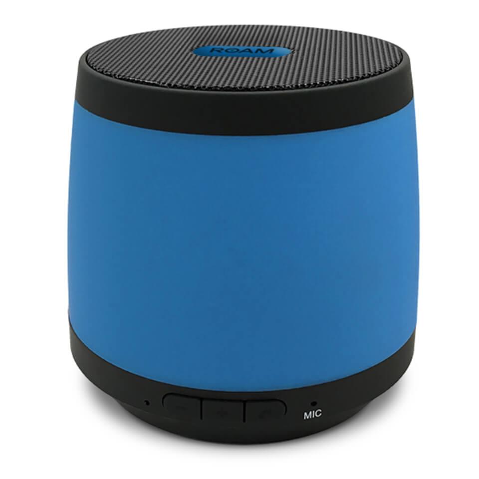ROAM Colours Wireless Bluetooth Speaker - Blue
