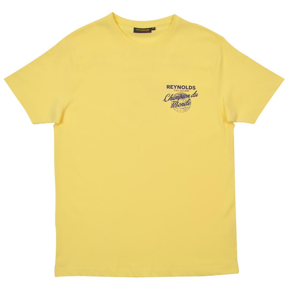 Reynolds Champion Du Monde T-Shirt - Yellow   Jerseys