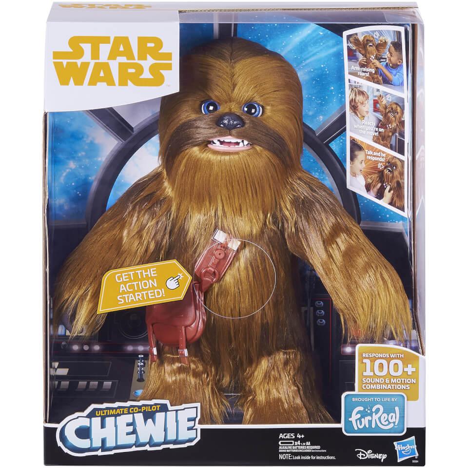 Chewbacca Star Wars - FurReal Friends Hasbro