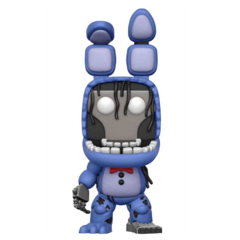 Five Nights At Freddy S Withered Bonnie Exc Pop Vinyl
