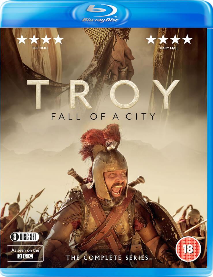 Troy Blu Ray Zavvi