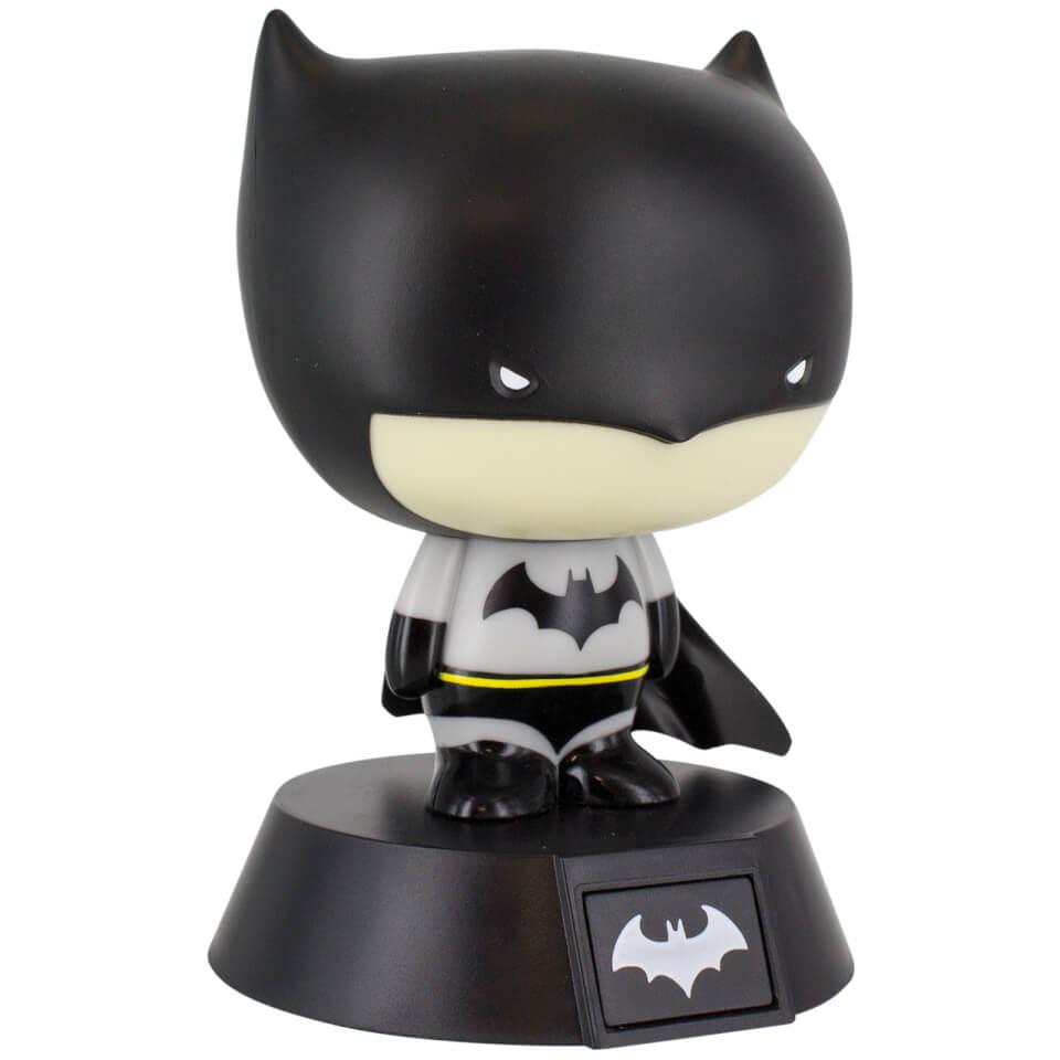 Nützlichfanartikel - DC Comics Batman 3D Licht - Onlineshop Sowas Will Ich Auch
