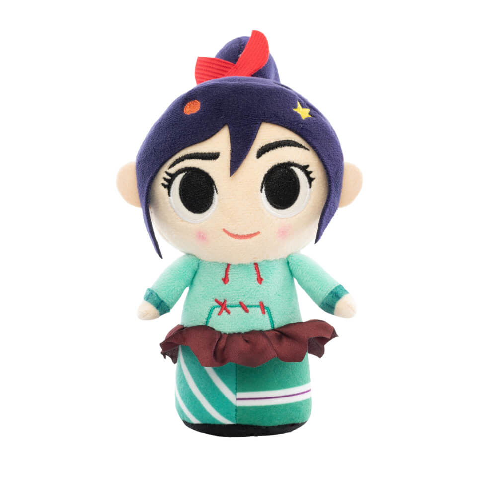 Disney Wreck it Ralph 2 Vanellope Von Schweetz SuperCute Plush