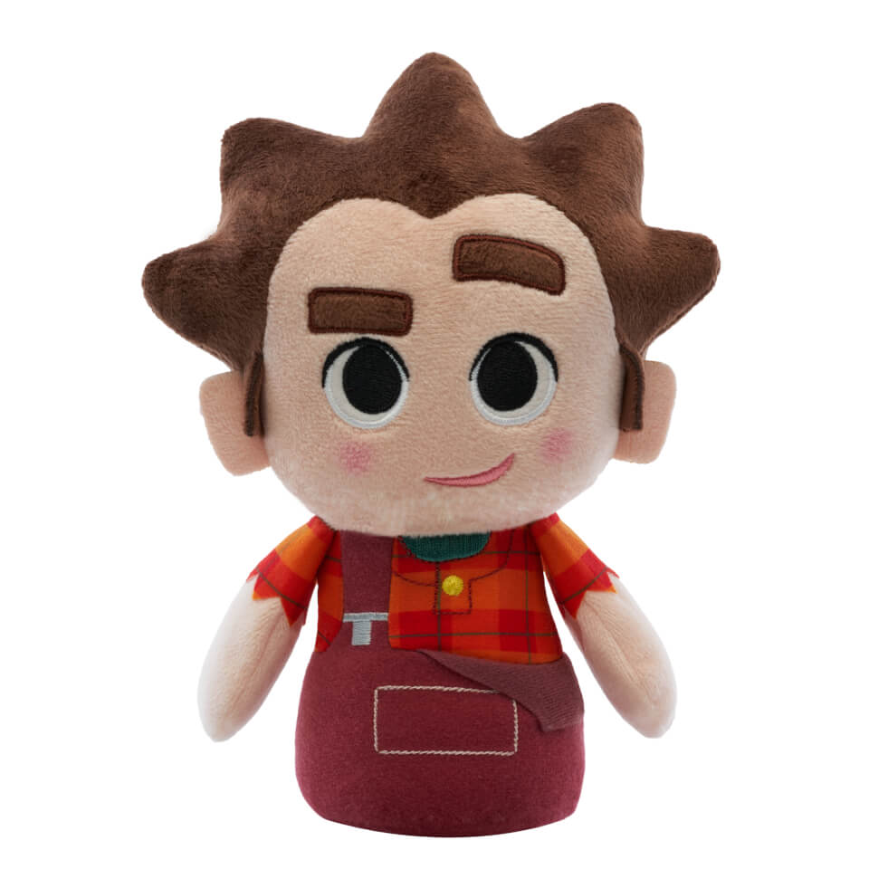 Disney Wreck it Ralph 2 Ralph SuperCute Plush