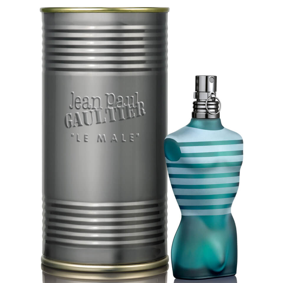 Jean Paul Gaultier Le Male Eau de Toilette (EdT) 40 ml türkis