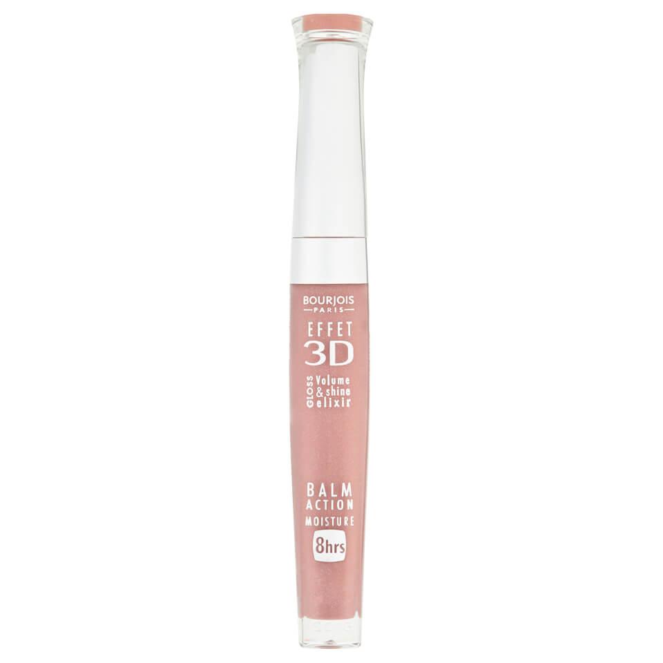 Bourjois Effet 3d Lipgloss Volume and Shine 33 Brun Poetic Stuk