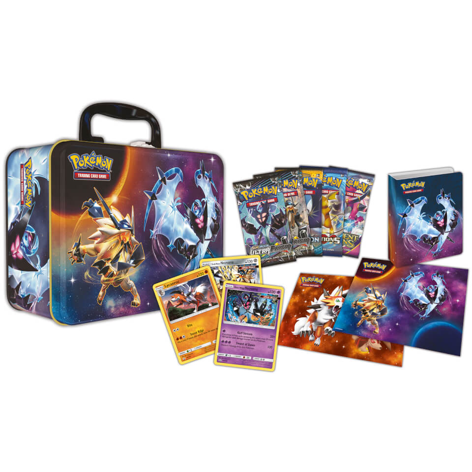 Pokemon TCG Spring 2018 Collector Chest