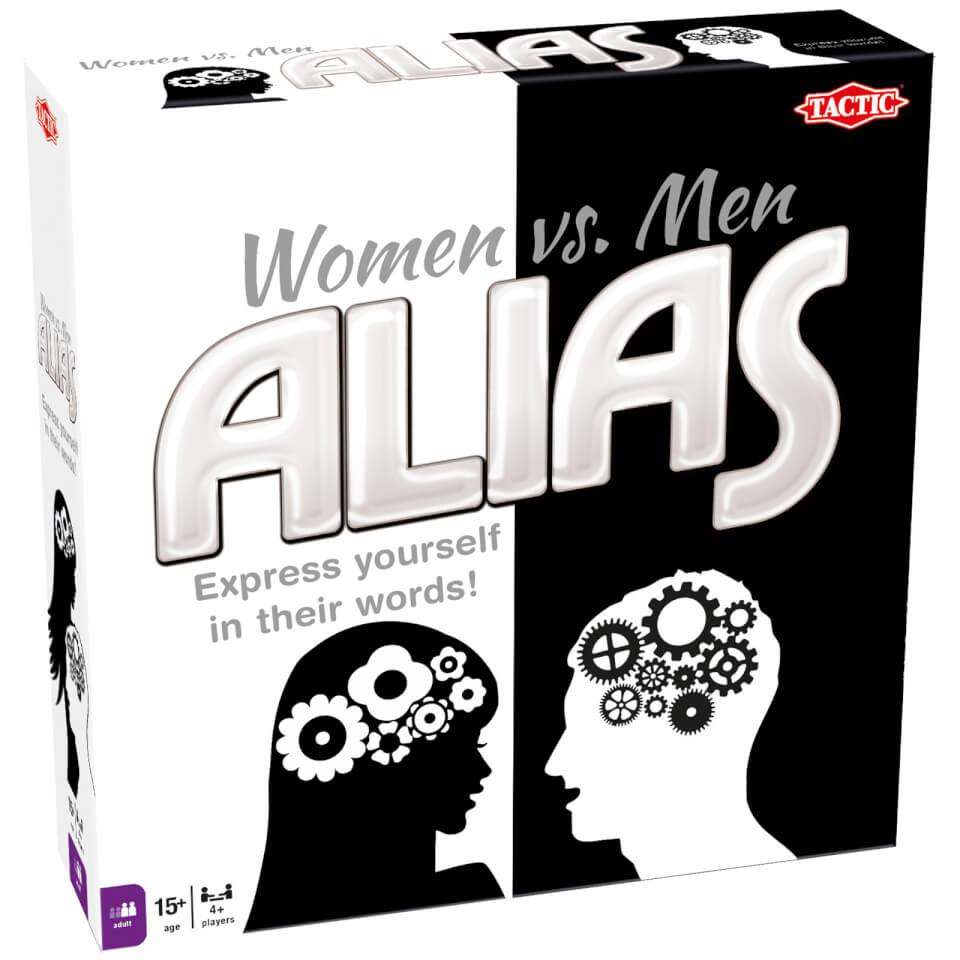 Alias Women vs. Men Game