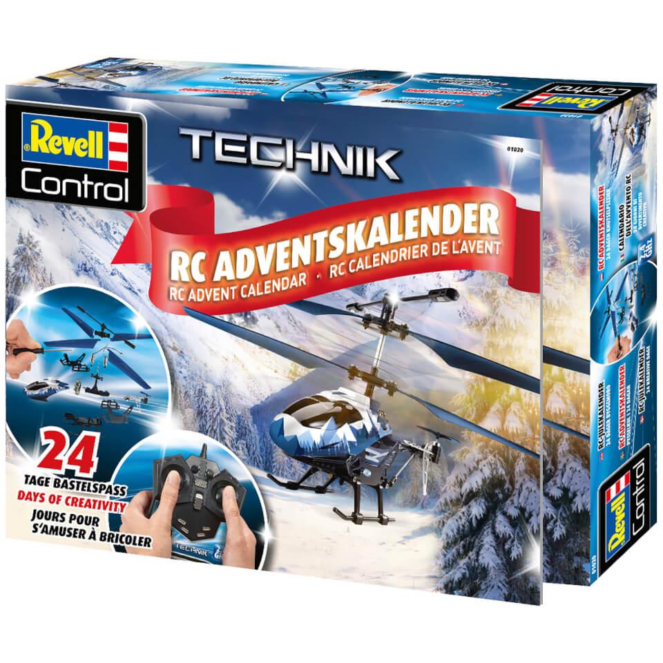 Revell Helicopter Advent Calendar