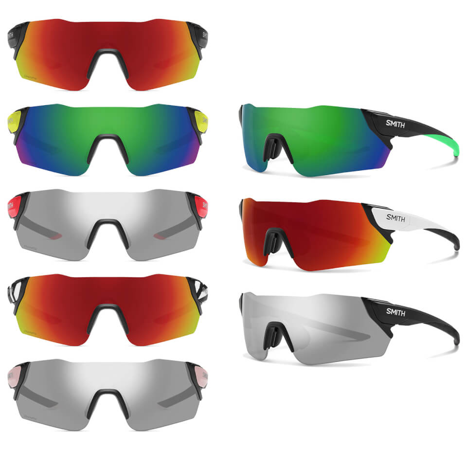 Smith Attack ChromaPop Sunglasses - Matt White