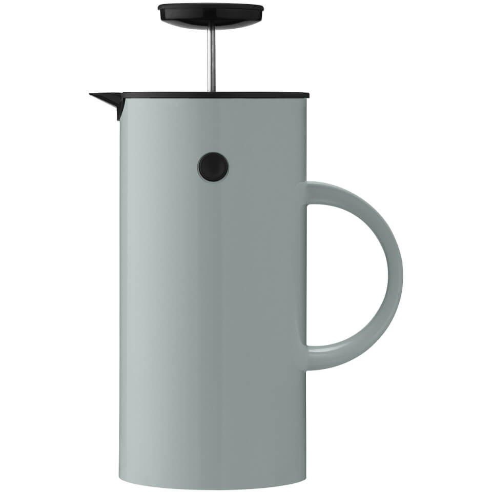 Stelton EM Press Tea Maker - 1L - Dusty Green